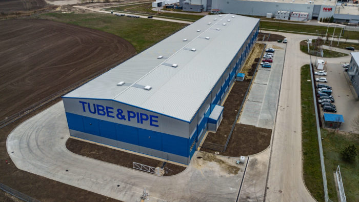 Tube & Pipe Tomferr
